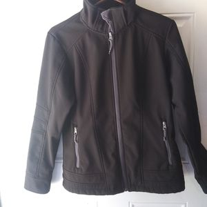 Free Country Black Live in it! jacket Sz S